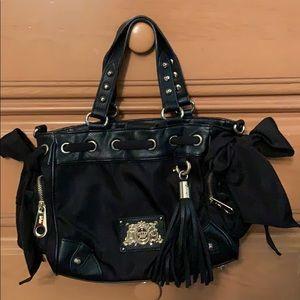Black Juicy Couture Purse